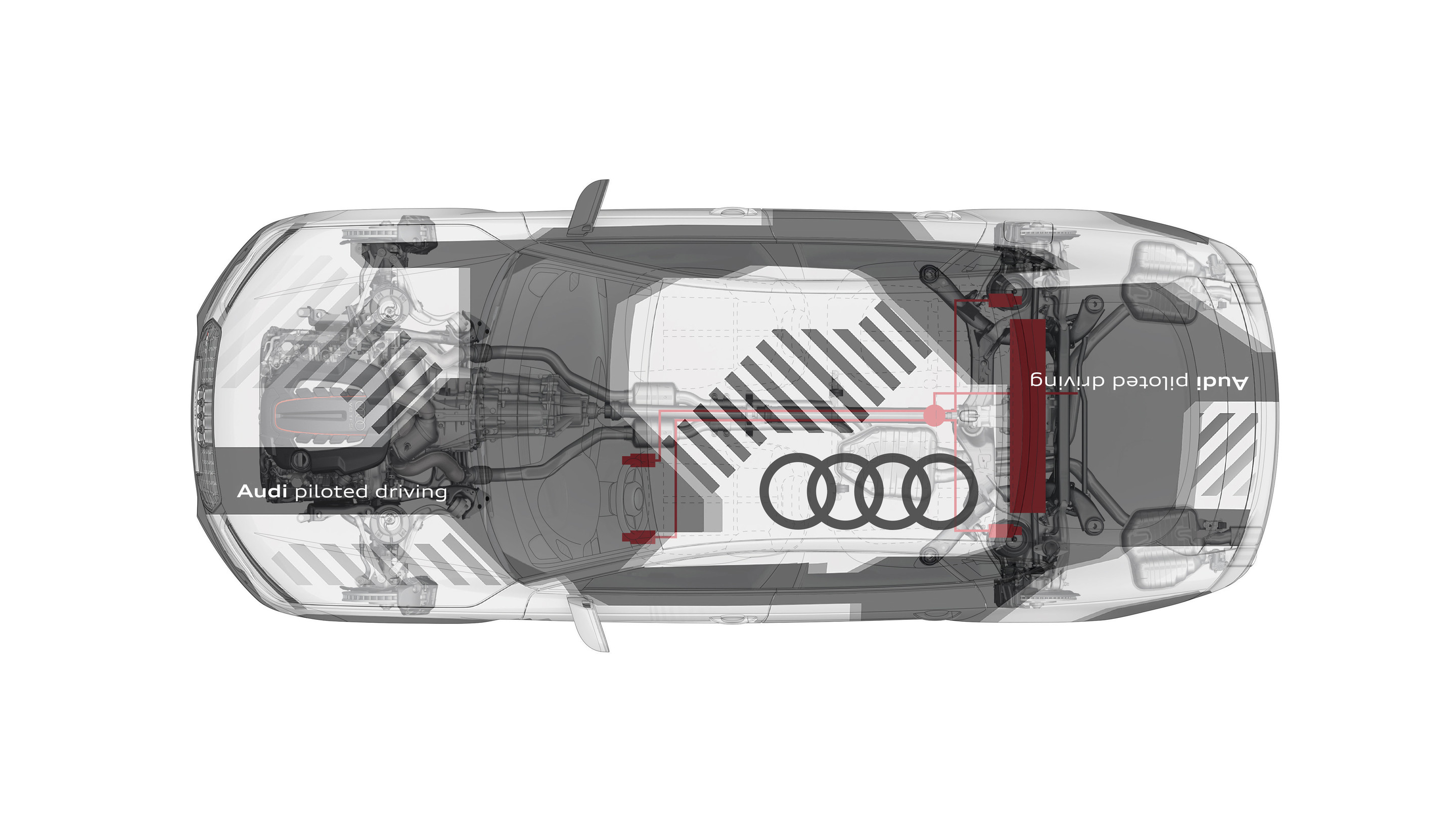 Audi piloted driving lab